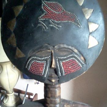 African Fertility Doll - Dolls