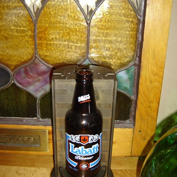 '80's Labatts Beer Bottle mold