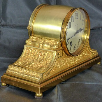 "Ornate Seth Thomas ""Tampa Variant"" from circa 1910 - Clocks"