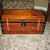 My Dome Top Jenny Lind Trunk