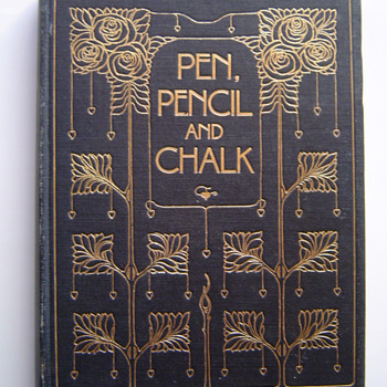 Art Nouveau Book - Books