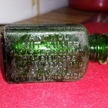 Ant killer  - Bottles