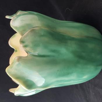 Stangl Vase Unknown Age/Pattern - Pottery