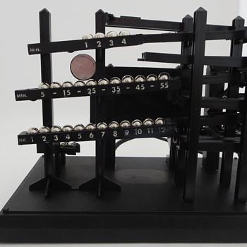 Arrow Electric Ball Clock - Clocks