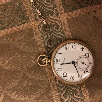 Nice Illinois - Pocket Watches