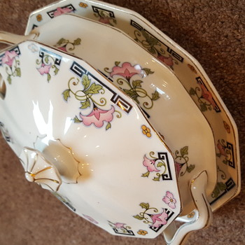 Unknown Johnson Brothers Pattern