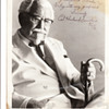 Signed and dated picture of Col. Harland Sanders