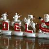 Santa and 4 Reindeer