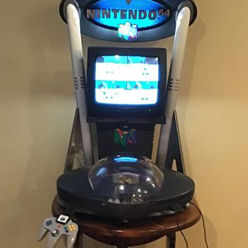 Nintendo N64 Kiosk Demo 1996 ~ Epic - Games