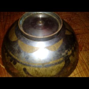 Antique bowl - Asian