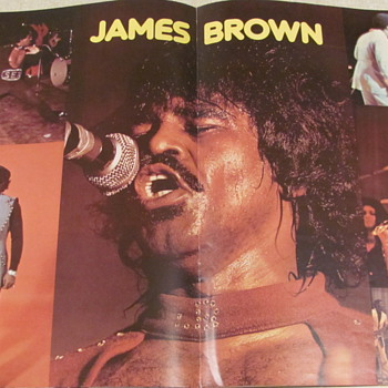 "THE ""GODFATHER OF SOUL"" - Music Memorabilia"