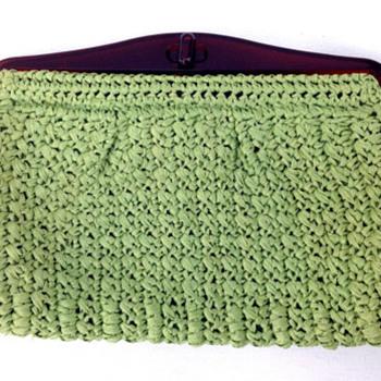 Crochet Vintage Clutches - Bags