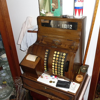 ~~1946 National Cash Register~~ - Coin Operated