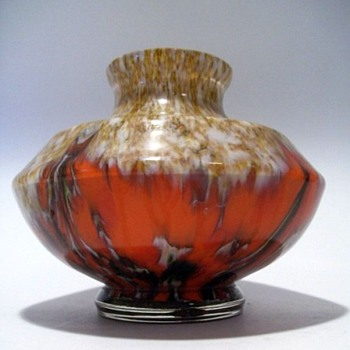ROYAL ART GLASS, WELZ, CZECH   - Art Glass
