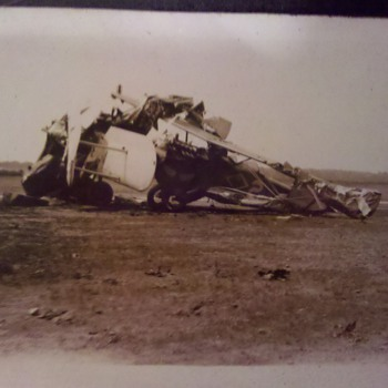 Early Military Aviation group #2 - Photographs