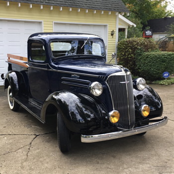 1937 Chevrolet pickup truck  - Classic Cars