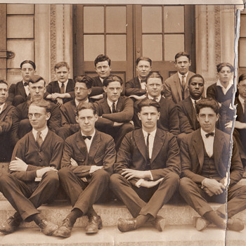 Ford Motor company  school after High school  - Photographs