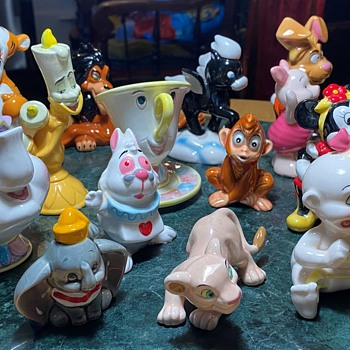 Pack of Disney Critters - Advertising