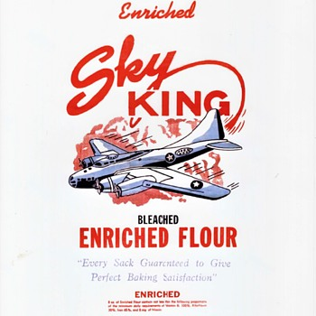 SKY KING - Advertising