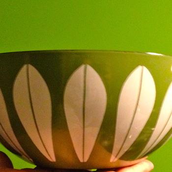 Catherinholm Bowl - Mid-Century Modern