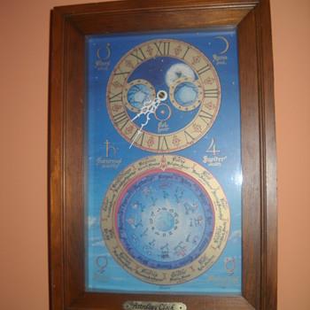 Astrology Clock - Clocks