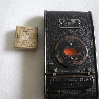 This is a very old camera - Cameras