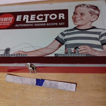 Erector 10042 Automatic Radar Set - Toys