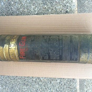 american lafrance foamite corporation fire extinguisher