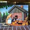 Bud Shapiro Pioneer Village Toronto Artist