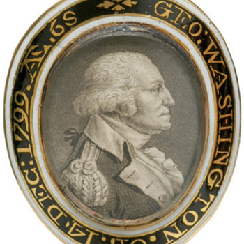 George Washington Memorial Ring - Fine Jewelry
