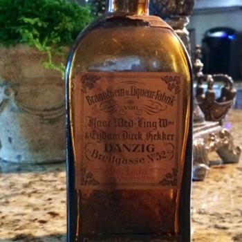 Old Liqueur Bottle Value?
