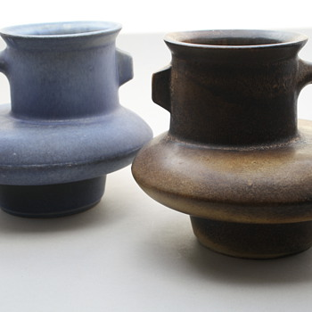Loré, Beesel, the Netherlands. Designed by Matt Camps 1970s. Marked B156 - Pottery