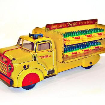 1954 Marx Coca-Cola Delivery Truck - Coca-Cola