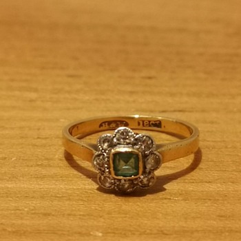 Engagement ring  - Fine Jewelry