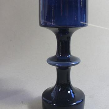 Kaj Franck vase for Nuutajarvi - Art Glass