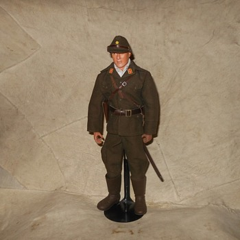 "Cotswold Elire Brigade WWII Japanese Officer 12"" Scale  - Toys"