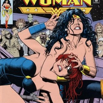 Some She women.Gotta love them! - Comic Books