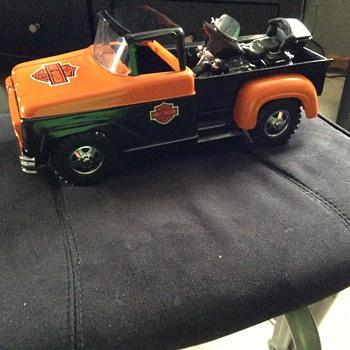 Early 50's Tonka - Model Cars