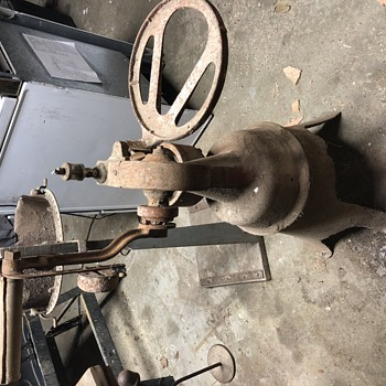 We think it's a cream separator  - Tools and Hardware