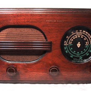 American Bosch 515 Circa 1935 - Radios