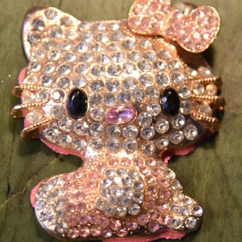 Hello Kitty Bling Bling!! - Fine Jewelry