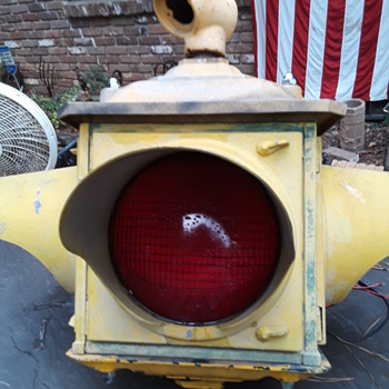 """CROUSE-HINDS """"FOURWAY"""" traffic signal beacon - Lamps"""