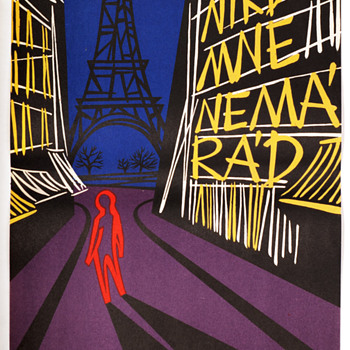 Film posters / Made in Czechoslovakia. The story of film posters. Take 1.