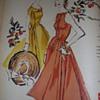 Vintage Fashion Add's.