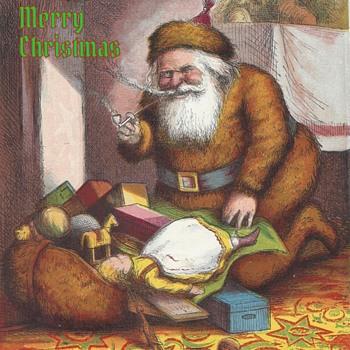 Merry Christmas to All - Christmas