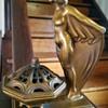L.V. Aronson/Ronson Art deco 1920s incense burner