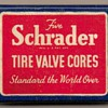1950's - Schrader Tire Valve Cores