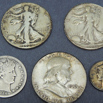 U.S. Silver Coins - US Coins