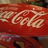 Coca Cola Metal Sign