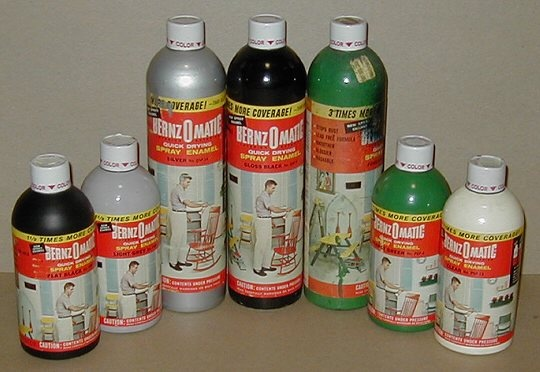 Vintage Spray Paint Cans | Collectors Weekly